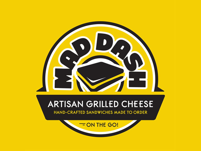 Mad Dash Artisan Grilled Cheese